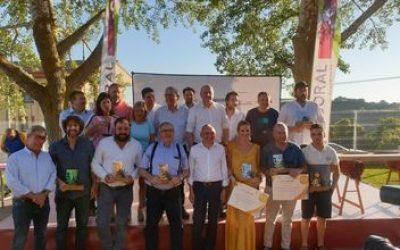 ABRA celebraba ayer los Premios ABRA y Presentación de Añada 2018 en Elvillar de Álava-Bilar
